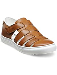 Franco Leone Men's Sandals and Floaters