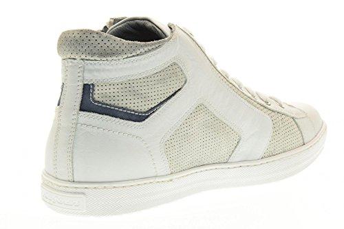 Nero Giardini Kenia Antracite Marron - Chaussures Baskets basses Homme