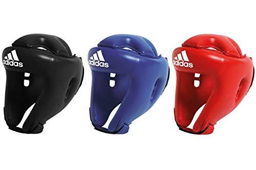 Adidas Rookie - Casco Protector para niños, Color Sat.Blue - L