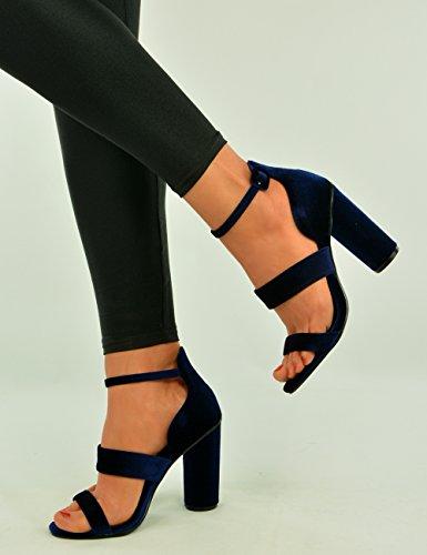 Cucu Fashion - Strap alla caviglia donna Blue