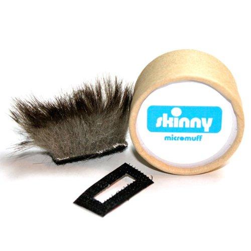 Micromuff Skinny Windschutz für Mikrofon
