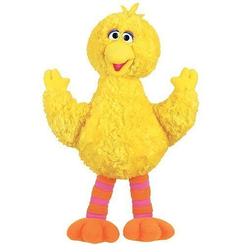 Gund Sesame Street Big Bird Plush 14