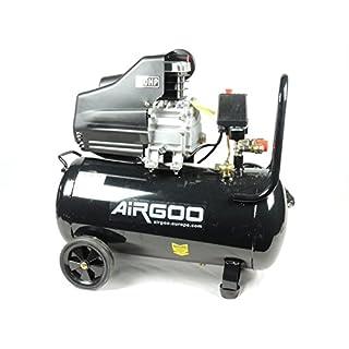 Airgoo AG-50 Kompressor 50 liter - 8 bar - 238l/min - 3HP