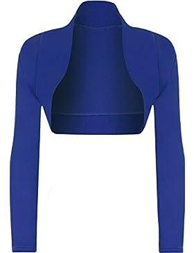 RR Designs - Camiseta de manga larga - para mujer