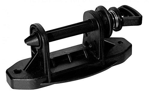 10 Stück Premium Bandspanner Kunststoff für Breitbänder bis 40 mm zum Anschrauben