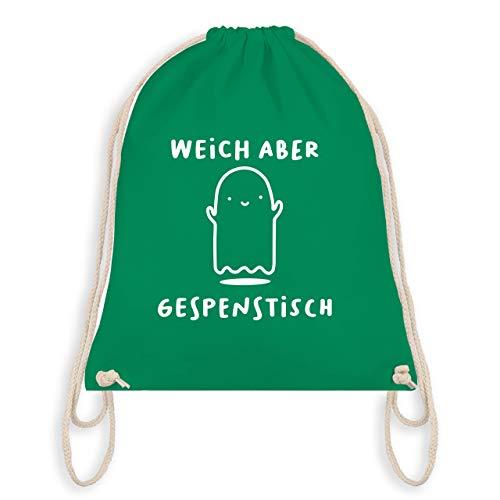 (Halloween - Weich aber gespenstisch Halloween - Unisize - Grün - WM110 - Turnbeutel & Gym Bag)