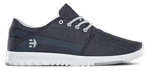 Etnies Scout, Chaussures de skateboard homme Blue/Grey/Navy