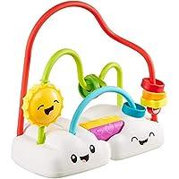 Fisher-Price Laberinto Chasing Rainbows, juguetes bebés +6 meses (Mattel FYL50)