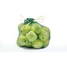 Elchitec 250 Bolsas de Malla de Polipropileno para Frutas, Verduras y Alimentos. Dimensiones: