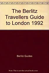 The Berlitz Travellers Guide to London 1992