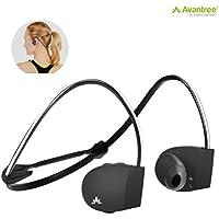 Avantree Auricolari Bluetooth per Corsa Resistenti al Sudore con microfono e62c62762325
