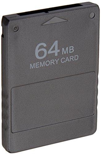 PS2 MEMORY CARD 64 MB (Memory Cards Ps2)