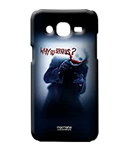 Why So Serious - Sublime Case for Samsung J5