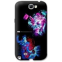 Case carcasa Samsung Galaxy Note 2 WB License Batman 2 - joker queen N