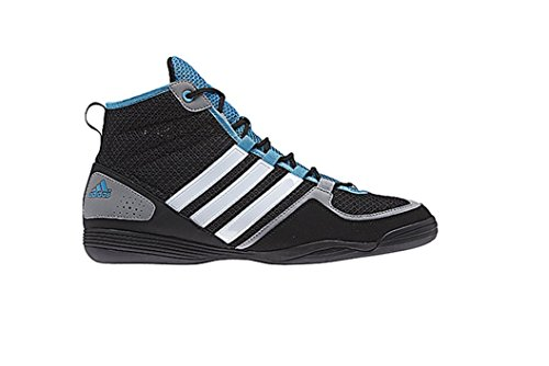 97B1 adidas Boxfit 3 Boxschuhe Boxstiefel Boxen Schuhe Boxerschuhe 46 2/3