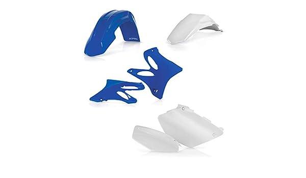 Acerbis 0009320.553 Plastic Kit YAM YZ 125 250 06 Original