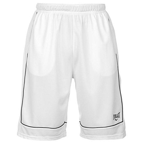 everlast-herren-basketball-shorts-locker-kurze-hose-sporthose-sport-bekleidung-white-black-large
