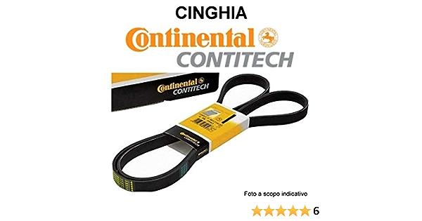 Contitech 6pk1190 Keilrippenriemen Auto