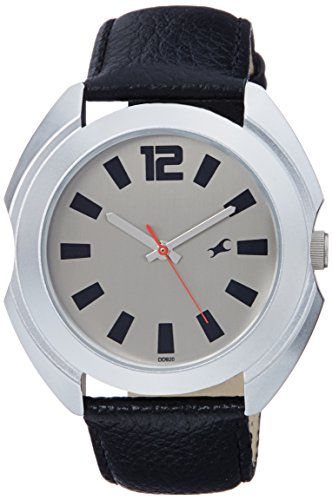 Fastrack Casual Analog Grey Dial Men's Watch - 3117SL02 image