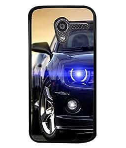 PrintVisa Designer Back Case Cover for Motorola Moto X :: Motorola Moto X (1st Gen) XT1052 XT1058 XT1053 XT1056 XT1060 XT1055 (Drive happyly Happy journey)