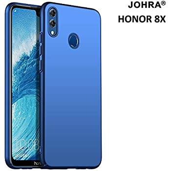 POPIO Huawei Honor 8X Back Cover Case & Tempered: Amazon in