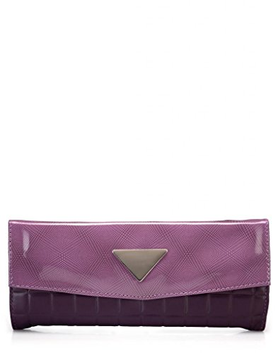 Oleva Women's Clutch Purple (OCB_HI_75_PURPLE)  available at amazon for Rs.199