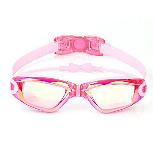 HUIMEIDA Kinder Schwimmbrille UV - strahlung Schwimmen Goggle Für 5-12 Kinder Teens Wassersport...