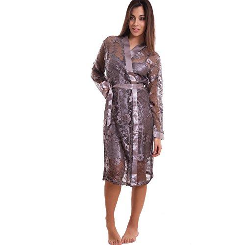 Toocool - Robe de chambre - Femme Gris