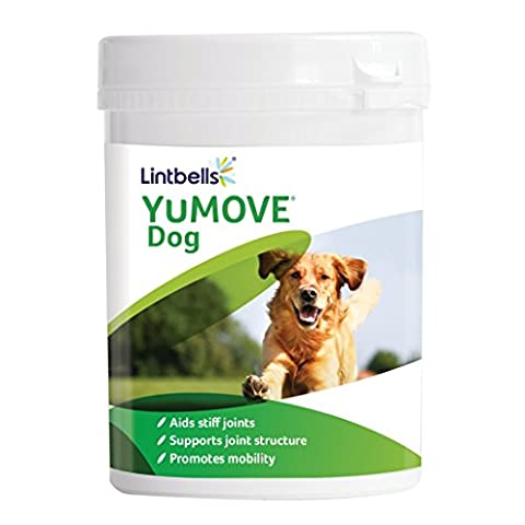 Lintbells YuMOVE Dog Joint Supplement for Stiff and Older Dogs