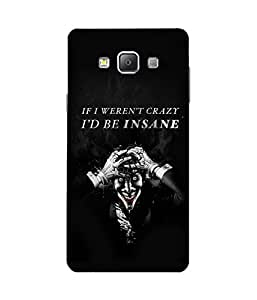 Insane Samsung Galaxy A7 Case
