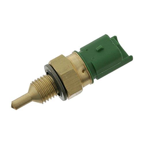 febi bilstein 26318 Kühlmitteltemperatursensor mit Dichtring, Anschlusszahl 2, Aussengewinde M12 x 1,5, 1 Stück