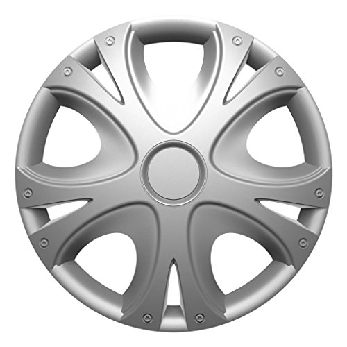 KIA PICANTO (2004 - 2011) 14 Inch Dynamic Car Alloy Wheel Trims Hub Caps