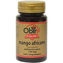 MANGO AFRICANO COMPLEX 200 mg (extracto seco) 100 comprimidos