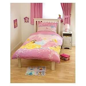 Parure de lit housse de couette Princesse Disney