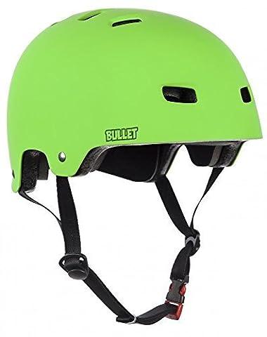 Bullet Protection Deluxe Senior Helmet Matt Green