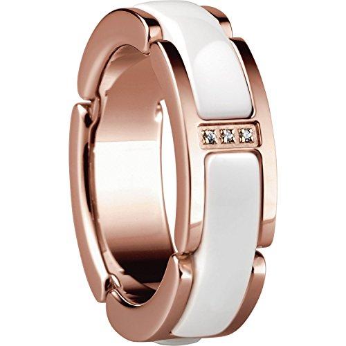 Bering Damen-Ringe Edelstahl mit Ringgröße 52 (16.6) 502-35-65