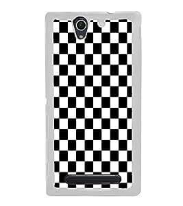 ifasho Designer Phone Back Case Cover Sony Xperia C4 Dual :: Sony Xperia C4 Dual E5333 E5343 E5363 ( Super OM Peace Sunlight )