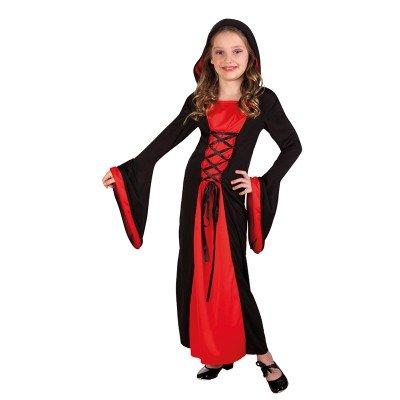 Vampir-Lady (10-12 Jahre) (Kostüm De Vampir Fille)