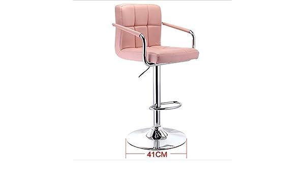 Sgabelli pu cuscino in spugna di rimbalzo sedia girevole per