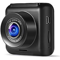 apeman Mini In Car Dash Cam 1080P FHD Car DVR 170°Wide Angle Advanced Sensor Motion Detection Wide Dynamic Range G-sensor Protection Loop Recording