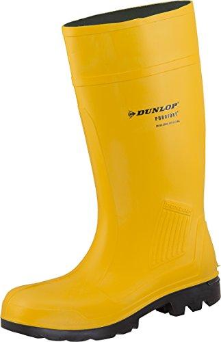 Purofort En Colores De Amarillo Botas Seguridad 3 Dunlop UWY7Eq
