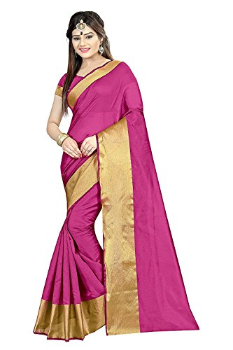 Sarees (Women's Clothing Saree For Women Latest Design Wear New Collection in Latest With Designer Blouse Free Size Beautiful Saree For Women Party Wear Offer Designer Sarees With Blouse Piece)  available at amazon for Rs.199