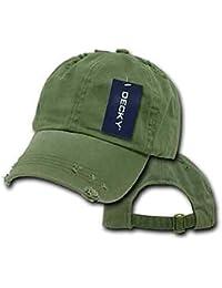 Vintage style polo-caps basebal cap casquette réglable 959dky look destroy