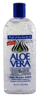 Fruit Of The Earth 100% Aloe Vera 12oz. Gel (6 Pack) by Fruit of the Earth preisvergleich
