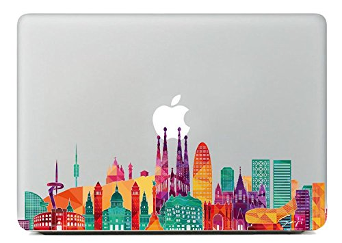 SueH Design Istanbul Symbolische Architekturen für Macbook 13 'Air / Pro / Retina