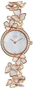 Titan Raga Analog Mother of Pearl Dial Women's Watch -95030WM01