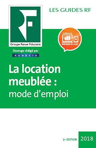 Location-meublée : mode d'emploi par Collectif det#8217;experts-comptables du groupement AUDECIA