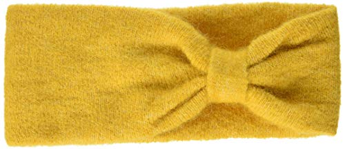 PIECES Damen Stirnband PCJOSEFINE Wool Headband NOOS, Gelb Nugget Gold, One Size