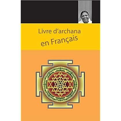 Livre d'archana en Français