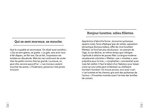 Proverbes oubliés expliqués: Les subtilités du français